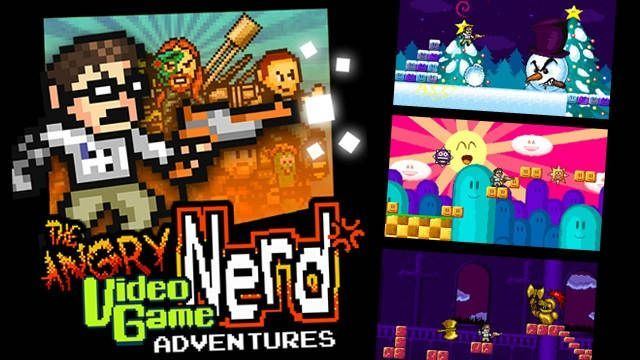 The angry videogame nerd videojuego