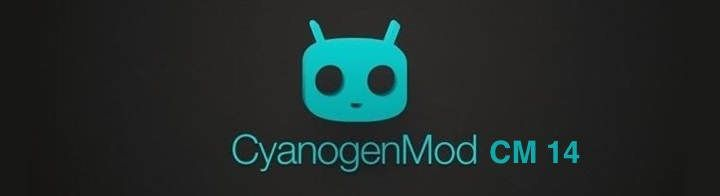 CyanogenMod 14 Actualizar a Android Nougat Android 7.0