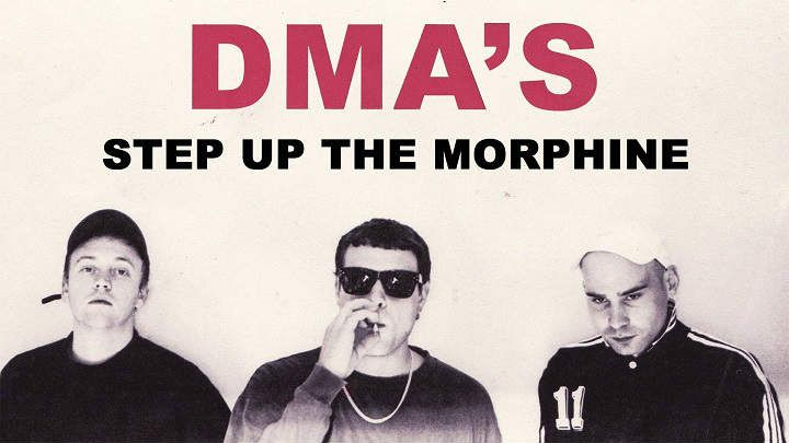 DMAs Step up the morphine