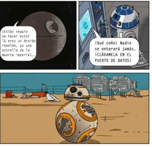 Droid Baby