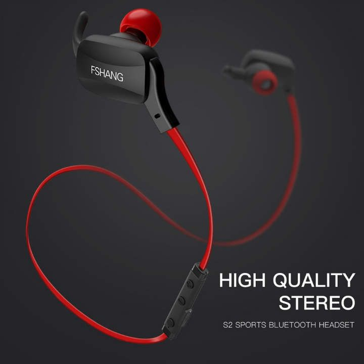 FSHANG S2 auriculares Bluetooth 4 1 02