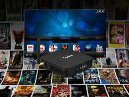 Tanix TX28 Android TV Box con CPU RK3328 4GB de RAM 3 puertos USB y antena WiFi review en español