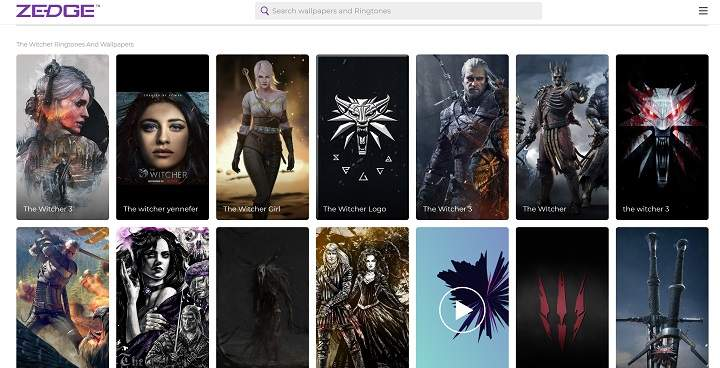wallpapers The Witcher Netflix Full HD y 4K