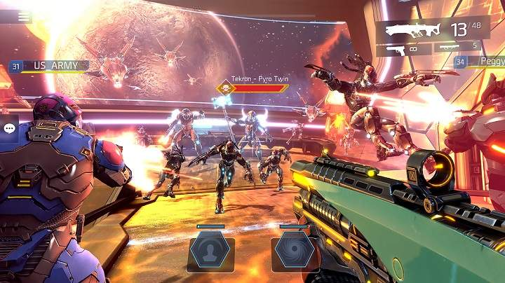 Mejores shooters y FPS para Android